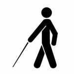 Jubilación por ceguera