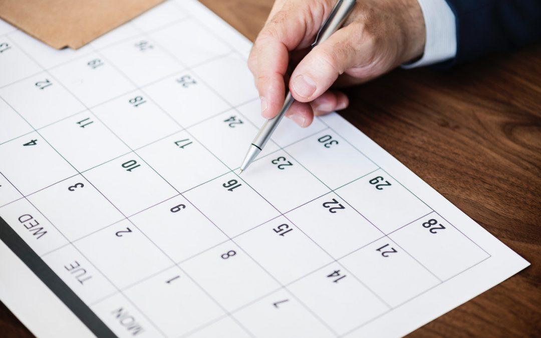 Cronograma de cobros de jubilaciones y pensiones